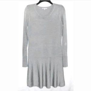 Rebecca Minkoff  Gray Knit Dress